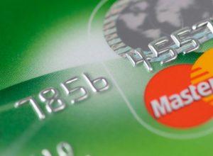 A credit card